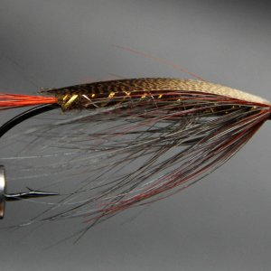 The Mahony spey fly