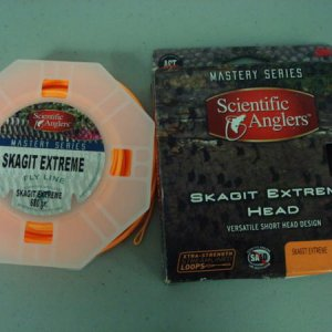Scientific Anglers Skagit Extreme 680 grains 27 ft