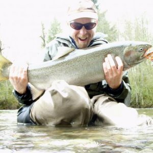 FirstBCSteel  Vancouver area steelhead